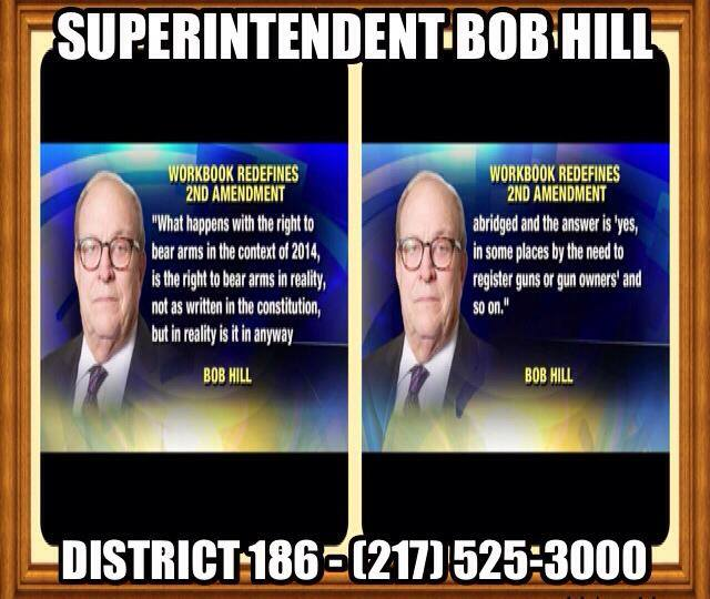 Bob Hill 2nd Amendment Propaganda