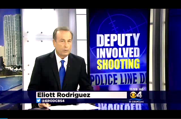 Broward Deputy Shoots