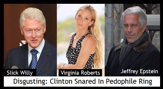Clinton Epstein Sex Slaves