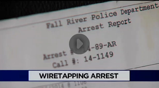 George Thompson Fall River Wiretapping