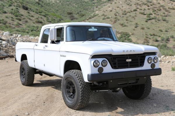 "This May Be The ""Baddest"" Dodge Power Wagon Ever And It Can Be"