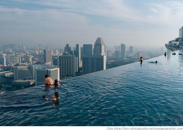 Infinity Pool Singapore Marina Bay Sands