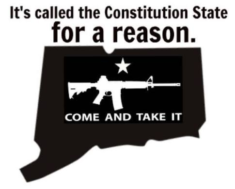 It's Called The Constitution State For A Reason