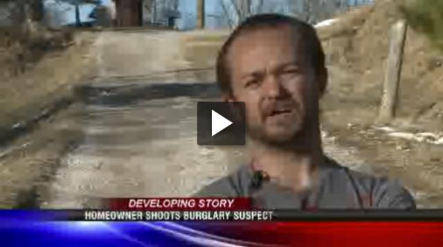 Ohio Burglar