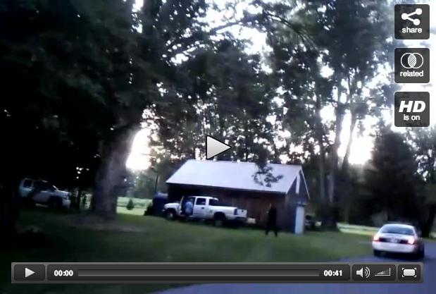 Recovered Video:Audio False Arrest