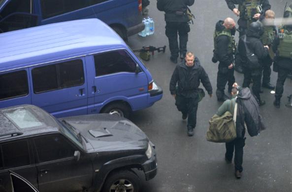 Russian Snipers Kiev