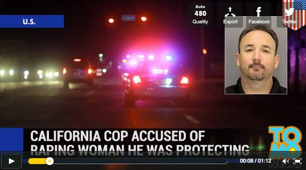 San Jose Rape Cop