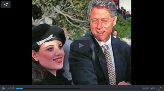 Sexual Predator Bill Clinton