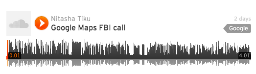 Soundcloud FBI