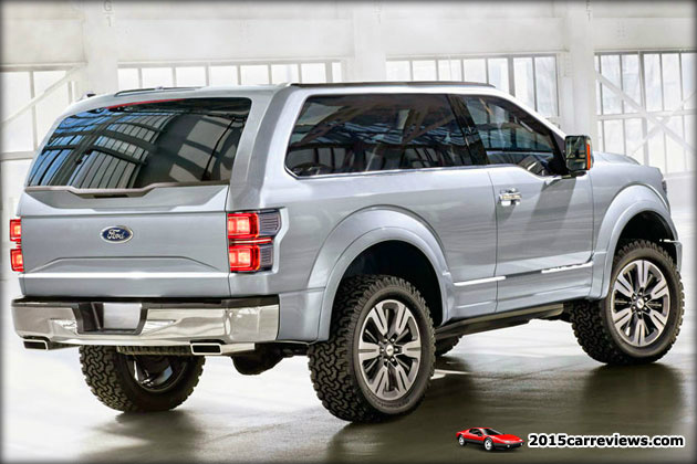Get Ready For An All-New Ford Bronco … 2016 Edition … Or ...