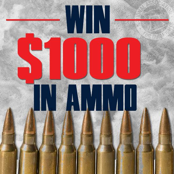 Ammo Giveaway