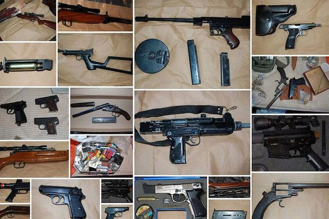Arsenal-of-weapons-seized-in-east-London-3423723