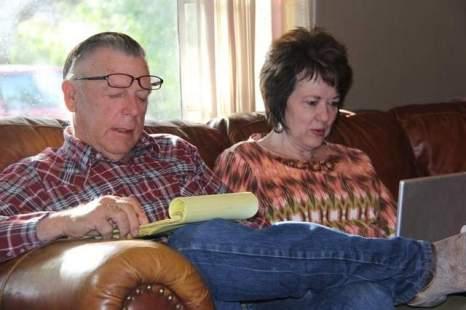Cliven & Carol Bundy