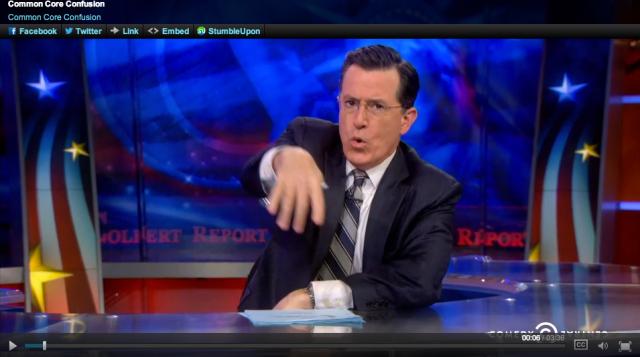 Colbert Common Core