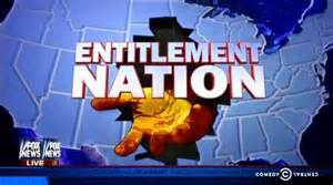 Entitlement Nation