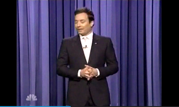 Fallon - Hillary Dresses Like A Man