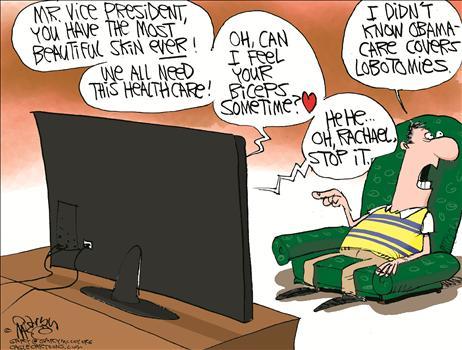 Obamacare Lobotomies