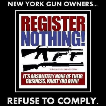 Register Nothing NY