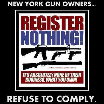 Register Nothing NY