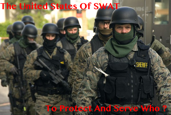 US Of SWAT