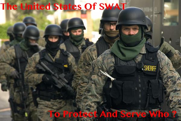 US Of SWAT