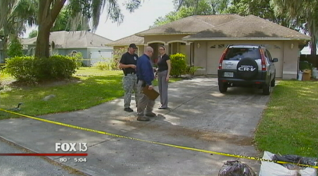 Winter Park Home Invader Killed