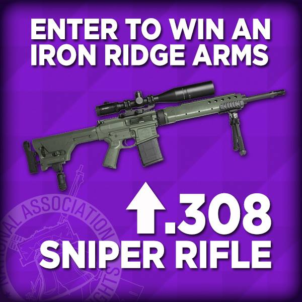 308 Sniper Rifle Giveaway