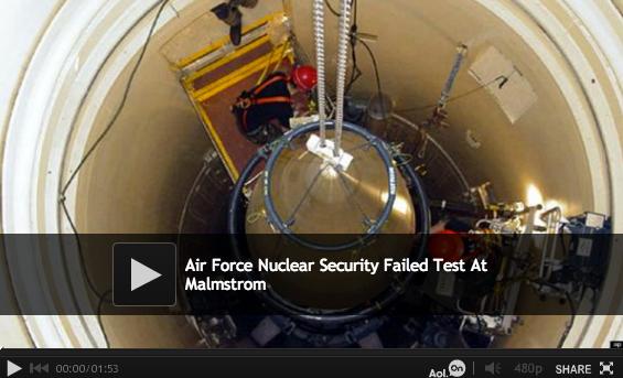 AF Security Fail