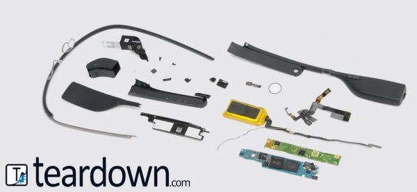 Google Glass Parts