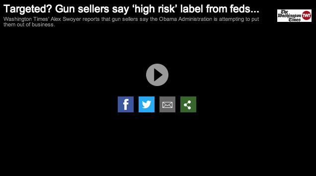 Gun Sellers %22High Risk%22