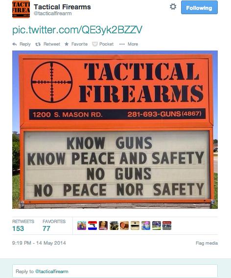 Know Guns Know Peace