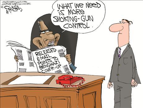 Smoking Gun Control