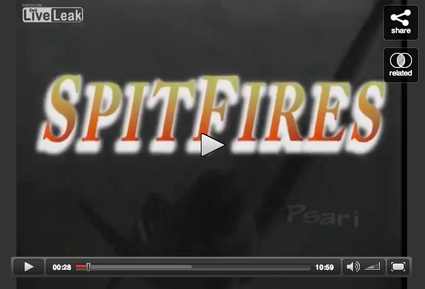 THEY CALLED THEM SPITFIRES