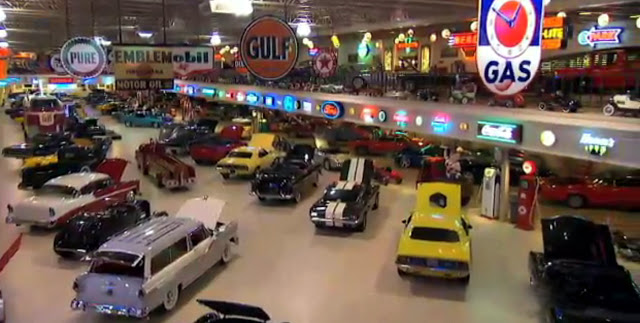 Legendary Car Collector Ron Pratte To Sell His Entire