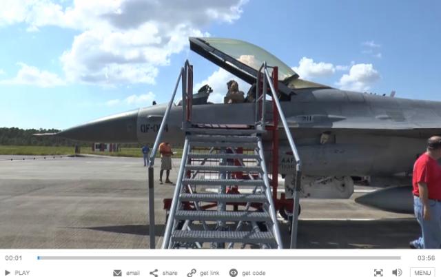 Boeing Pilotless F-16