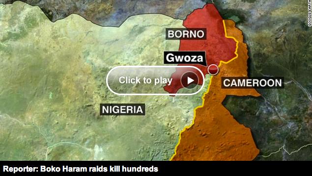 Boko Haram Kills 400