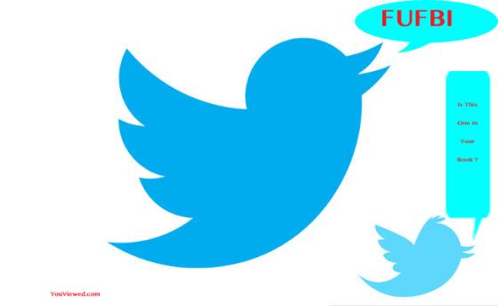 FBI Twitterspeak