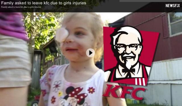 KFC Shame