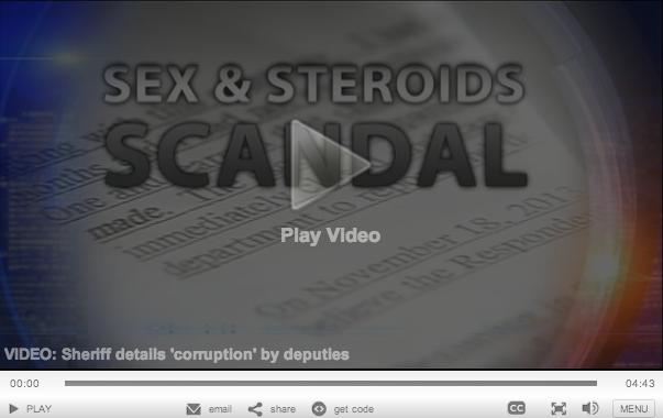 SWAT Sex Scandal
