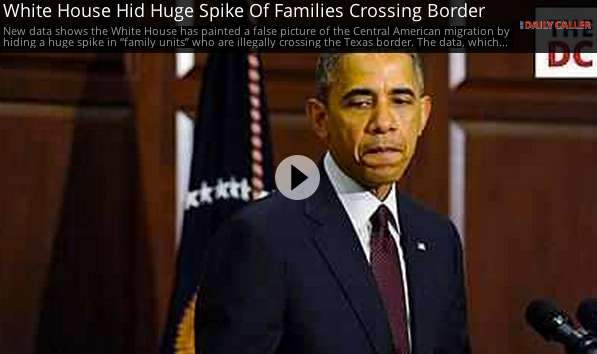 Obama Lies … Again