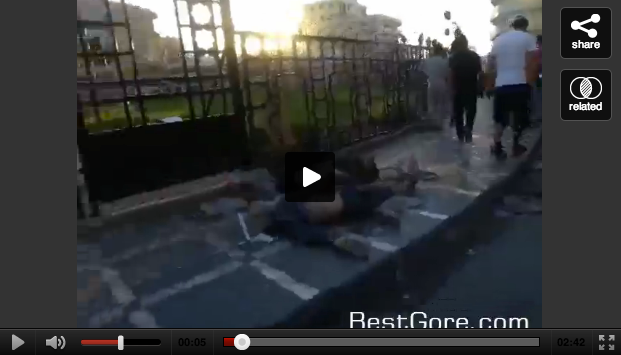 Raqqa Beheadings