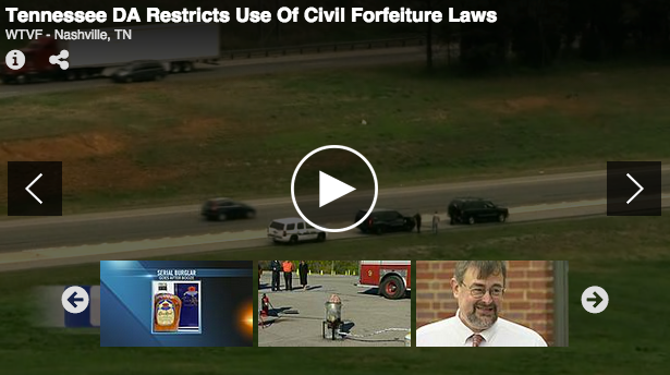 Tennessee Asset Forfeiture Reform