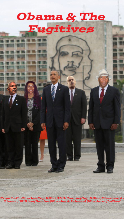 Obama and Fidel's Guests